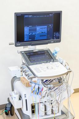 超音波検査機器